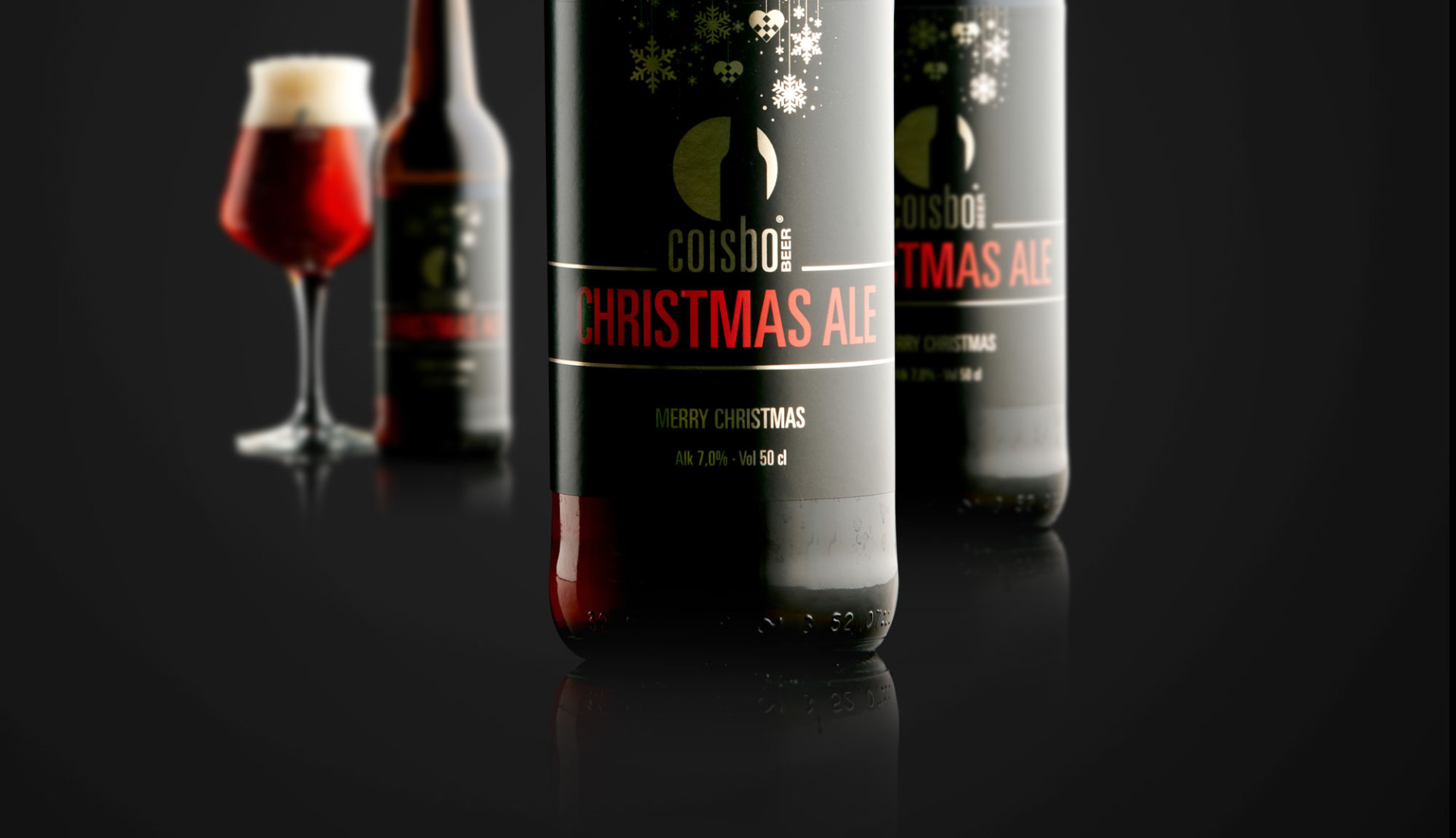 Remember the Christmas Beer