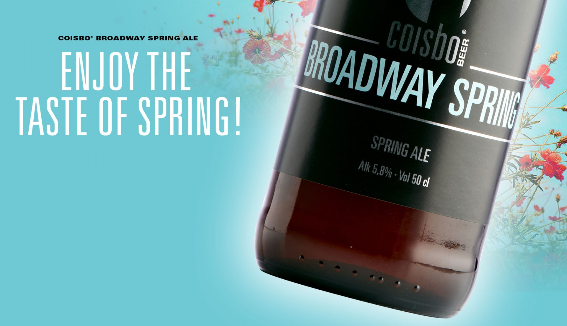 Enjoy the taste of spring!