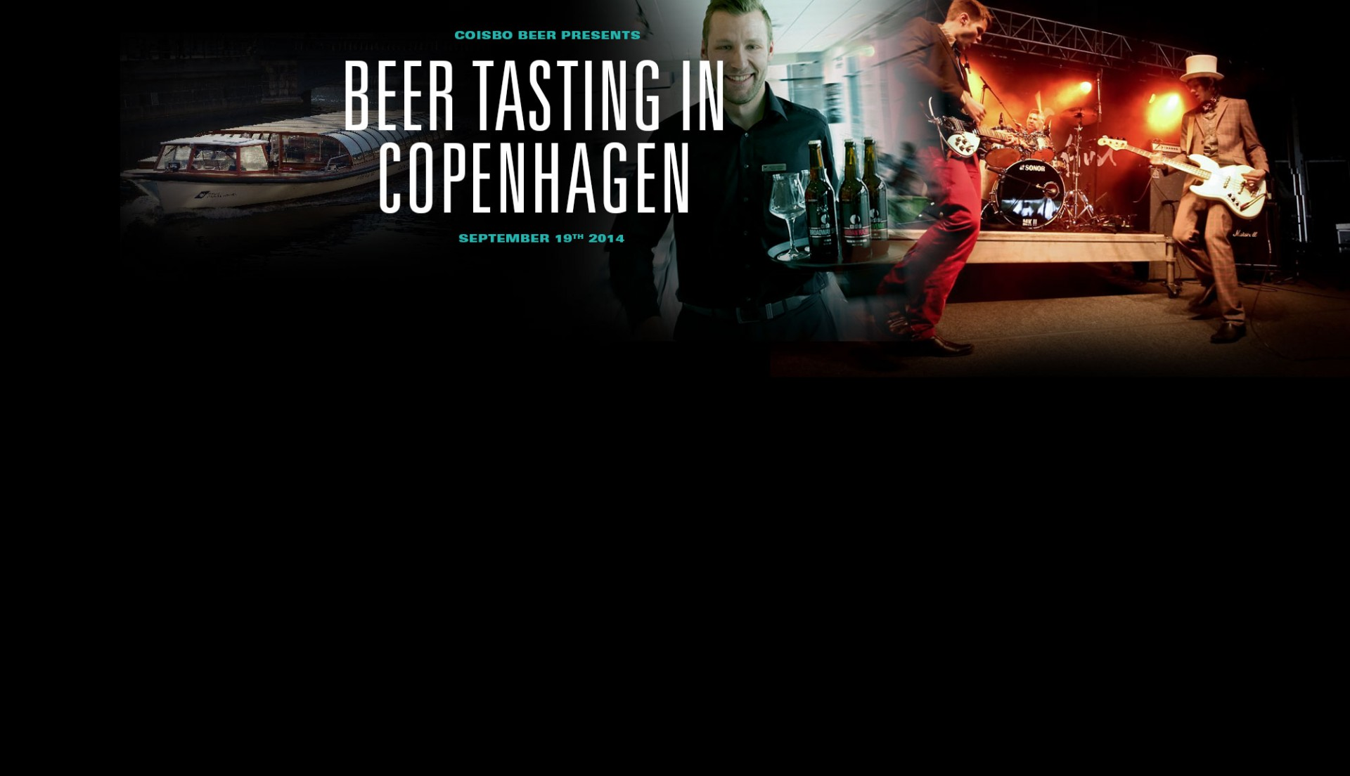 Beer tasting in Copenhagen