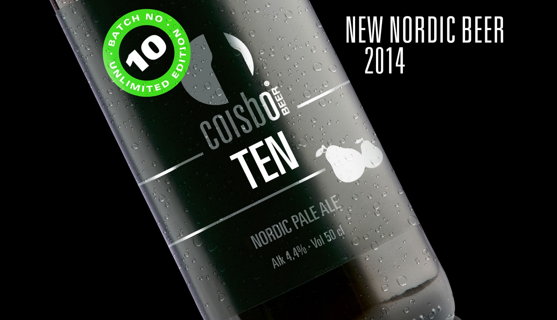 Winner of 'New Nordic Beer 2014′