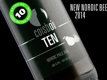 Winner of 'New Nordic Beer 2014'