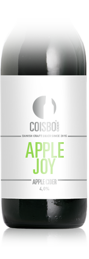 Coisbo AppleJoy Apple Cider